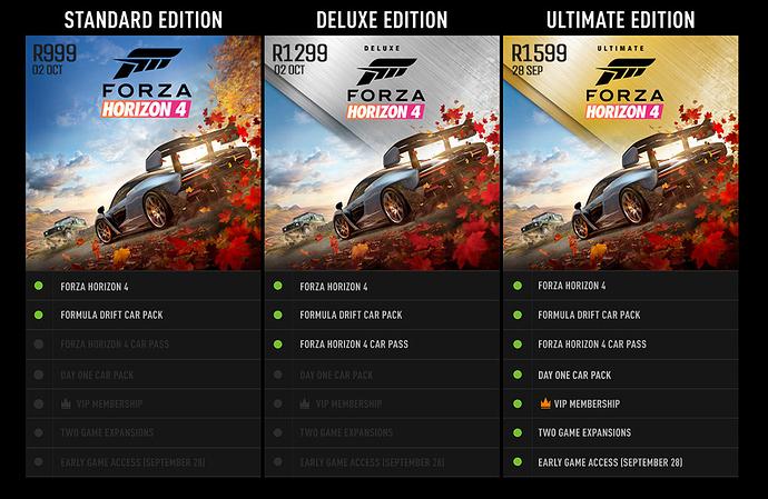 Forza Horizon 4 - Gaming - Most Epic Win