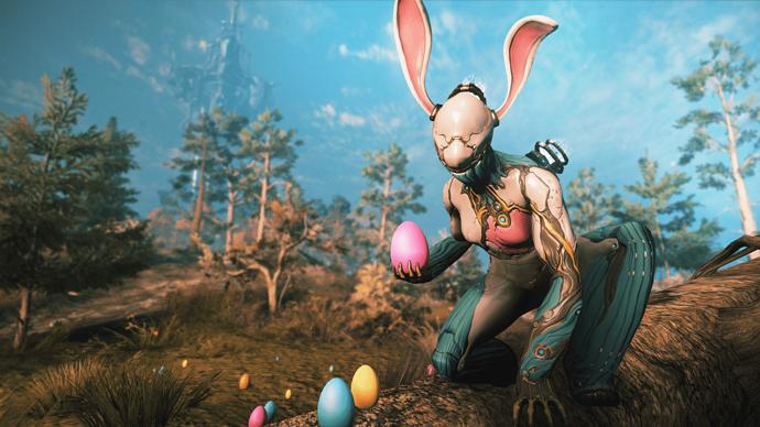 Warframe Easter