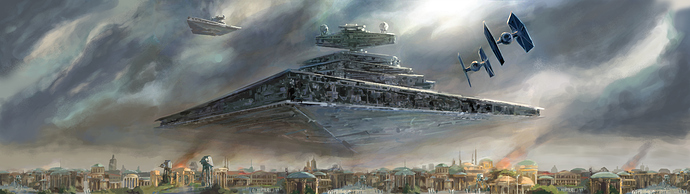 5120x1440-4503354-star-destroyer-naboo-tie-fighter-at-at-walker-star-wars-painting