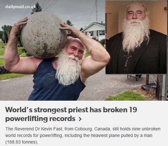 strongestpriest